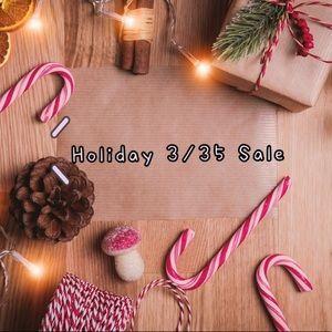 @iluroi Holiday Seasonal Winter Christmas Sale